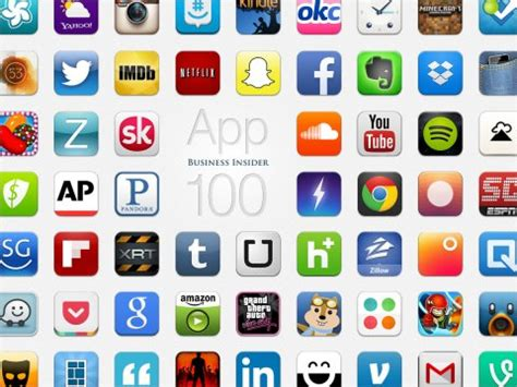 best applications 100 best apps for iphone and android business insider