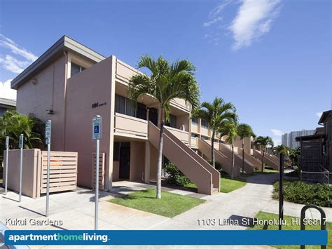 Hawaii Appartments by Kukui Gardens Apartments Honolulu Hi Apartments For Rent