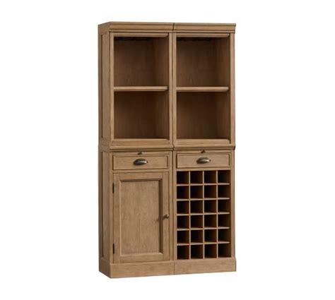 Modular Bar Cabinet Modular Bar System With 2 Standard Hutches 1 Cabinet Base And 1 Wine Grid Base Seadrift