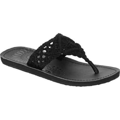 op sandals op s crochet flip flop sandal shoes walmart