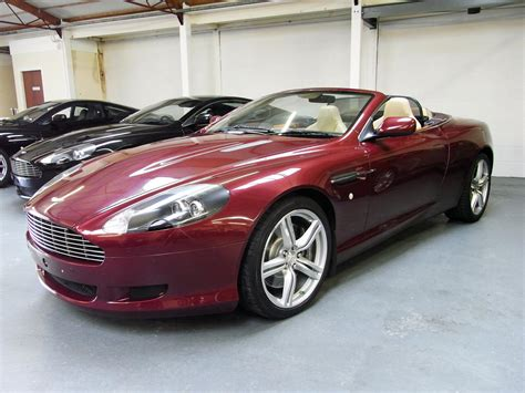 Aston Martin Db9 Used For Sale by Used 2006 Aston Martin Db9 Coupe V12 For Sale In Kineton