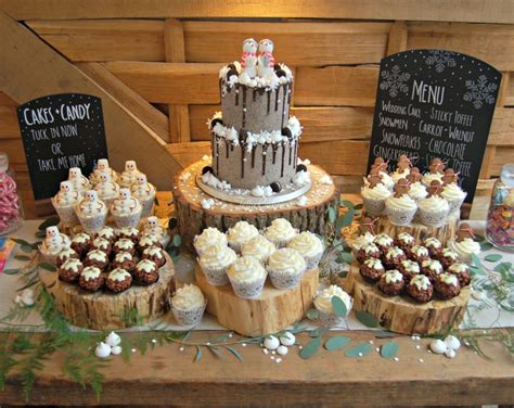 Cake Table Wedding by Wedding Cakes Jellycake