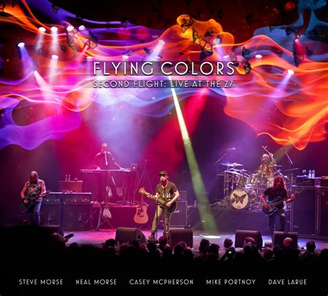 colors live sonicabuse 187 flying colors second flight live at the