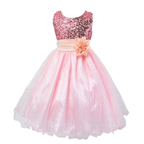 girls party dresses for 2015 princess girl dress 2015 baby girls sequins tulle flower