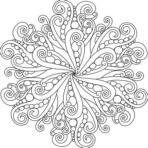 mandala coloring pages free printable mandala coloring pages for adults