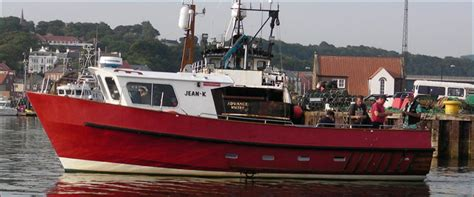 fishing boat hire in whitby whitby charter skippers association jean k whitby boat
