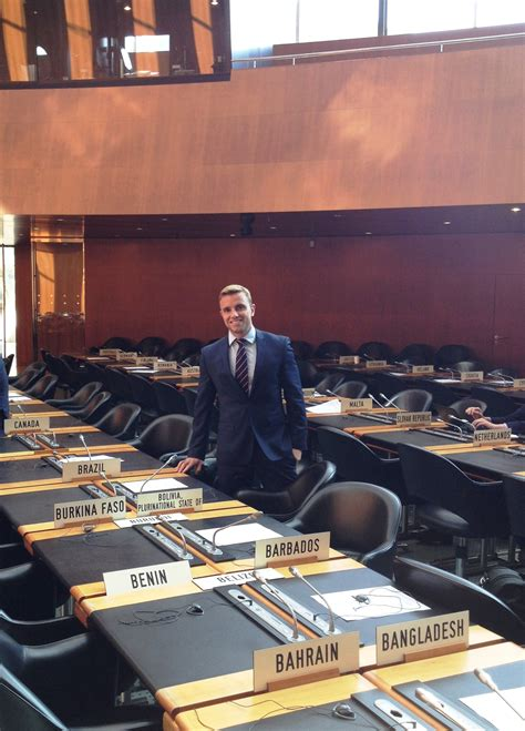 Mba Internship Brazil by Wto Intern Marcel Moreira Pinto Shares Thoughts On