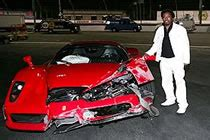 Eddie Griffin Crashes A Enzo by Eddie Griffin Is Really Bad At Driving