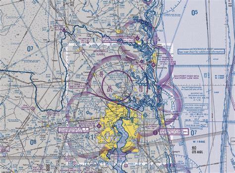 jacksonville sectional chart gainesville area suav