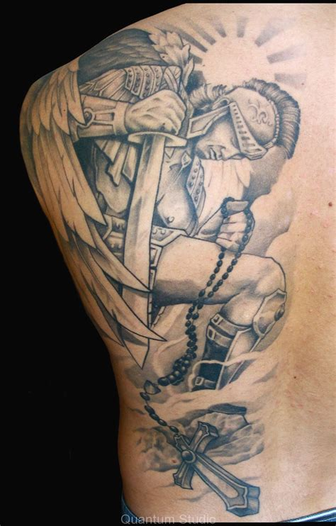 warrior angel tattoos god warrior tattoos www imgkid the image kid has it