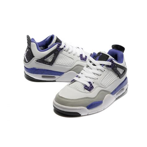 sneakers for sale jordans air 4 air sole low white purple air shoes