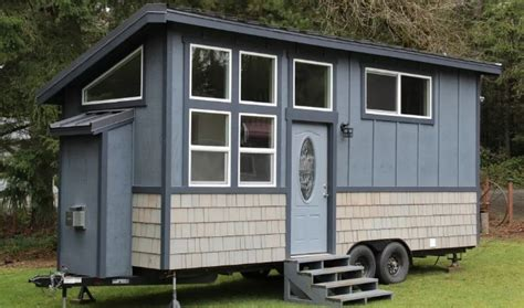 tiny homes washington tiny houses of washington build regal 303sf king s loft