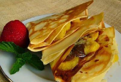 Teflon Untuk Crepes aneka resep crepes manis garing dan cara memebuatnya