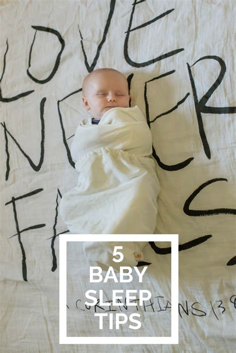 Tips On How To Get Baby To Sleep In Crib 5 Baby Sleep Tips Casual