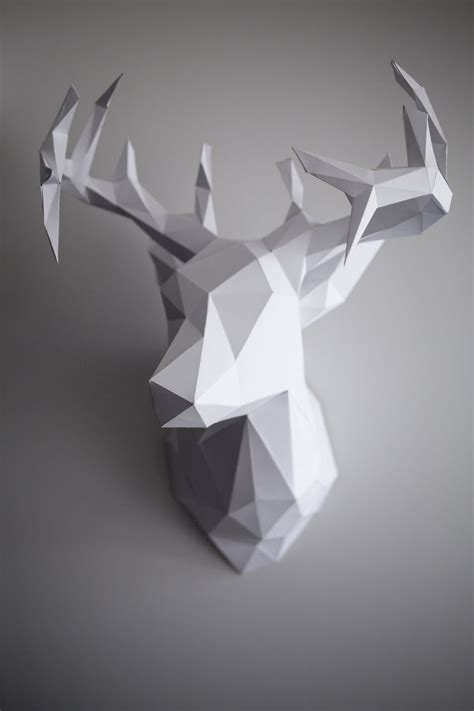 3d Crafts With Paper - 25 best ideas about 3d paper on 3d paper