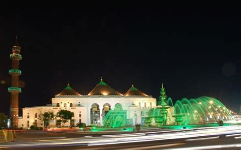 Air Di Palembang bundaran air mancur kota palembang