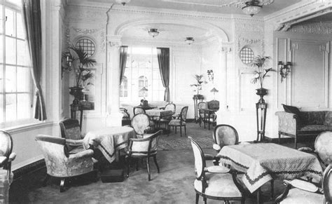 the writing room menu why gilded age liners were so luxurious curbed