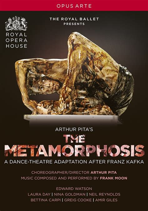 house of metamorphosis metamorphosis dvd the royal ballet shop royal opera house