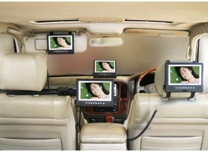 Portable Dvd Player 2917 by Hi End Dvd Til Bilen S 230 Lges 171 Vwnettet