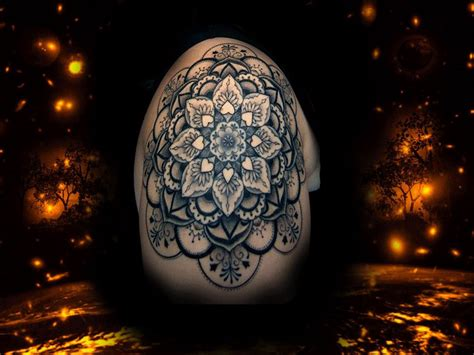 mandala tattoo zetten mandala tattoo s irie ink tattoo thai style sak yant