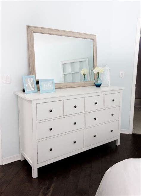 ikea bedroom dresser i like the mirror behind dresser i would hang mirror on