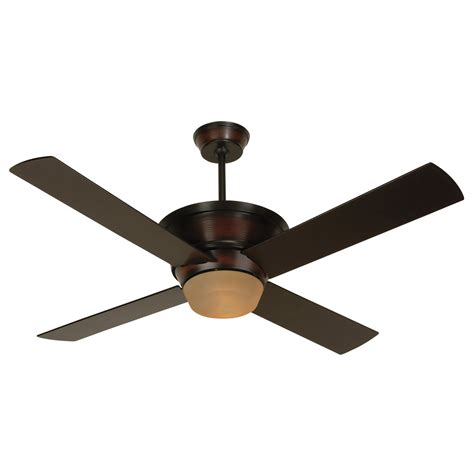 craftmade ki52obma4 52 ceiling fan in bronze
