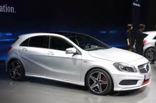 Mercedes A1 Service Cost Mercedes A Class Hatches New Level Of Refinement For