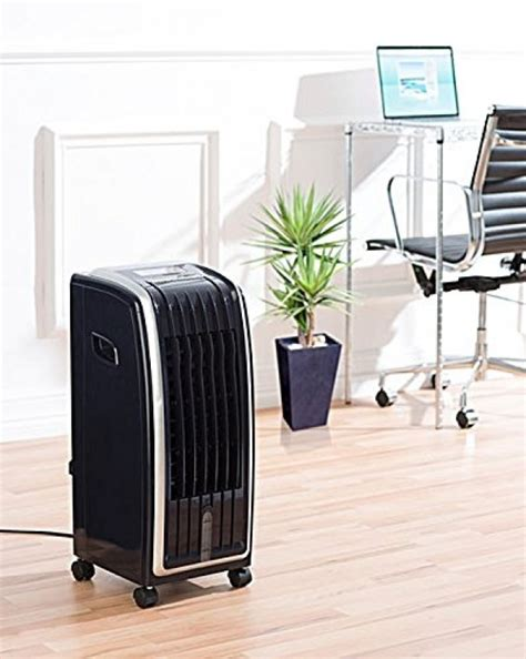 air purifier and fan in one daewoo 4 in 1 air cooler fan heater air purifier and