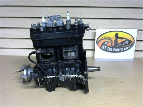 Kawasaki 440 Engine by 1988 Kawasaki Js 440 Engine Cylinder 11005 3025 Yr11005