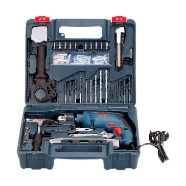 Mesin Bor Bosch Gbm 13 Re jual bosch gsb 13 re set mesin bor beton with toolkit