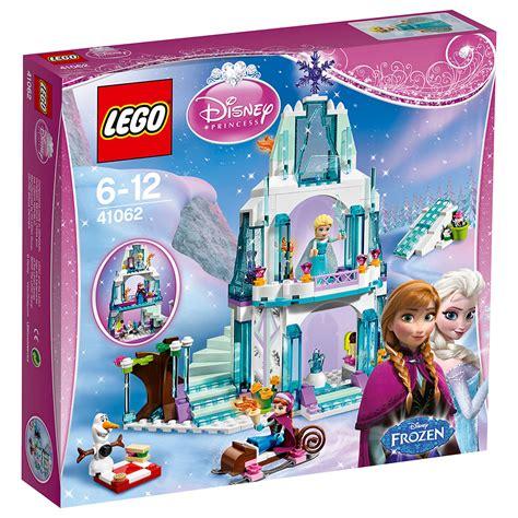 review lego disney princess 41062 elsa s sparkling castle