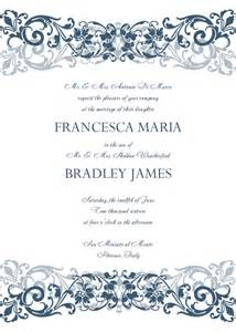 wedding e invitation templates best 25 wedding invitation templates ideas on