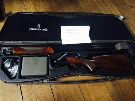 Browning b725 black edition SPORTS CHASSE à Forges les eaux REFERENCE: SPO CHA BRO PETITE