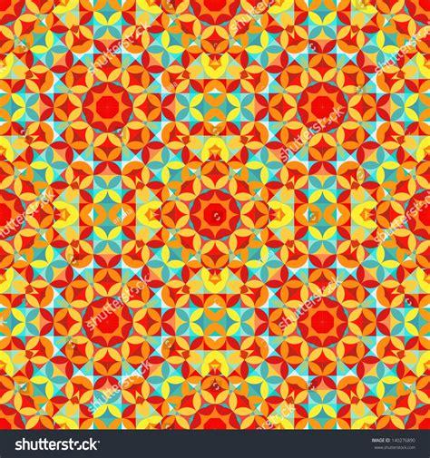 stock h pattern seamless marrakesh pattern stock vector illustration
