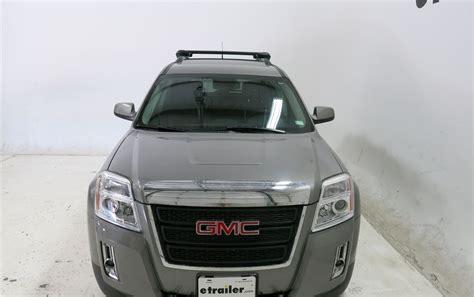 2011 Ford Escape Roof Rack by 2011 Ford Escape Inno Aero Crossbars Aluminum Black