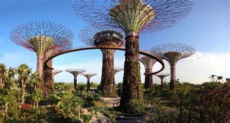 Singapore Gardens By The Bay - gardens by the bay designsigh