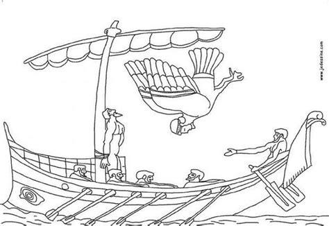 dessin bateau ulysse coloriages coloriage d ulysse fr hellokids