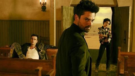 Tom Cruise Puts On A Budget by Tom Cruise Isn T Happy With A Joke In Amc S Preacher