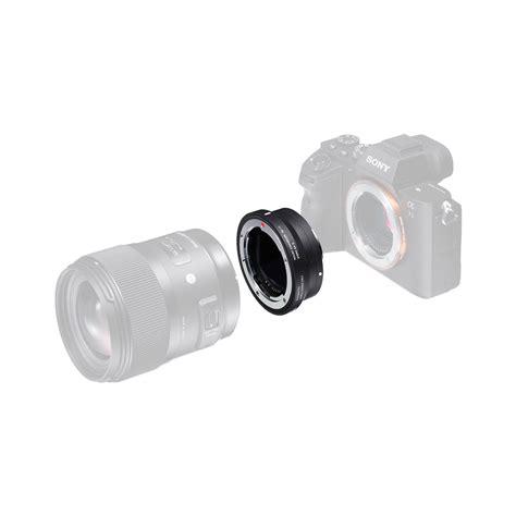 sigma mc 11 lens adapter canon ef to sony e the