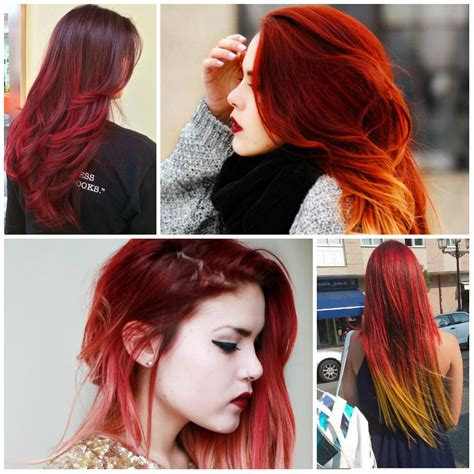 hair color ideas and hairstyles trendy
