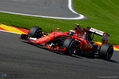 Ferrari Spa by Kimi Raikkonen Ferrari Spa Francorchs 2015 183 F1 Fanatic