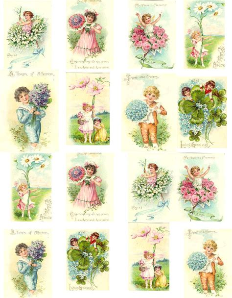 Decoupage Sheets - dpchil1 jpg 837 215 1075 craftiness free