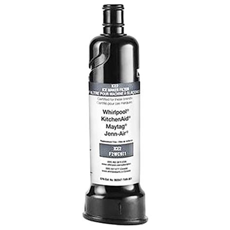 whirlpool water filter wont come out whirlpool maker water filter f2wc9i1 ice2