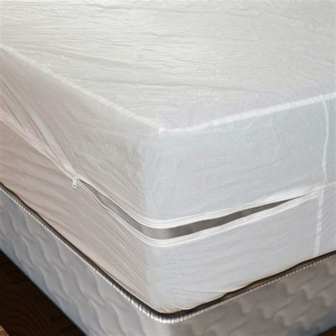 plastic bed sheets the best vinyl plastic mattress cover w zipper