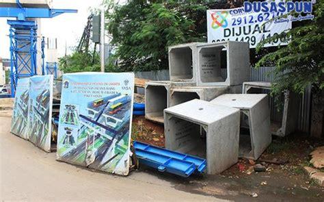 Box Culvert Dusaspun Dusaspun Box Culvert South Jakarta 2016
