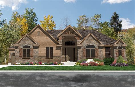 Rambler House Plans House Plans Rambler With Bonus Rooms Rambler Ranch House Plans