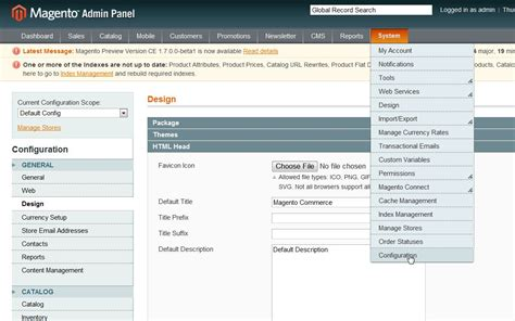 layout editor magento extension magento layout add js magento change edit copyright info