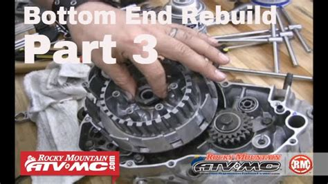 motorcycle bottom  rebuild part    final assembly youtube