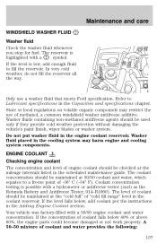 2001 Lincoln Continental Problems, Online Manuals and