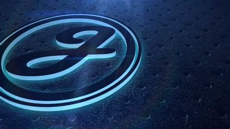 3d Logo Intro Free After Effect Template Youtube 3d Logo After Effects Template